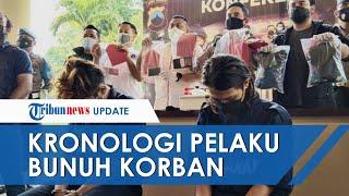 Kronologi Tewasnya Pemandu Karaoke, Tersangka Jerat Leher & Bakar Kamar Korban untuk Hilangkan Jejak