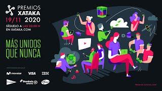 Premios Xataka 2020, gracias a la tecnología más unidos que nunca.