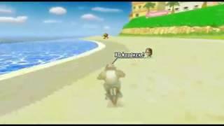 [MKWii] GCN Peach Beach - 1:15.967 with keyboard