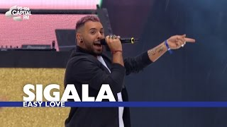 Sigala - 'Easy Love' (Live At The Summertime Ball 2016)