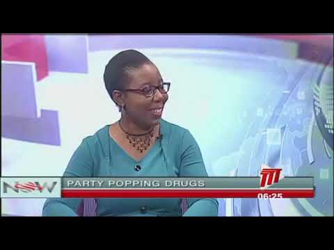 Michelle Nasseir (TTFSC), discusses Party Popping Drugs on TTT NOW Morning Show