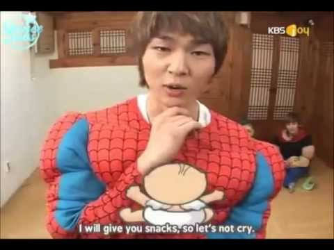 Download [Eng  Sub] SHINee Hello Baby ep  1 [FULL] hd file