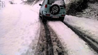 preview picture of video 'Nieve en Urretxu I'