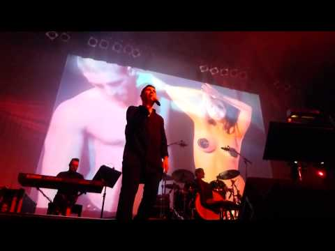 "Marc Almond ""Champagne"" Leeds Town Hall April 24 2015"