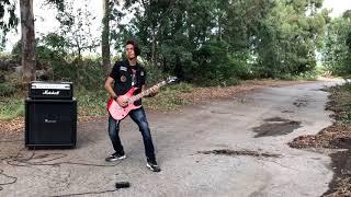 MaNga - Cevapsız Sorular Elektro Gitar Cover