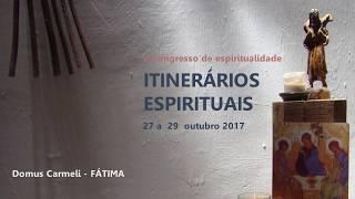 V Congresso de Espiritualidade: Itinerários Espirituais