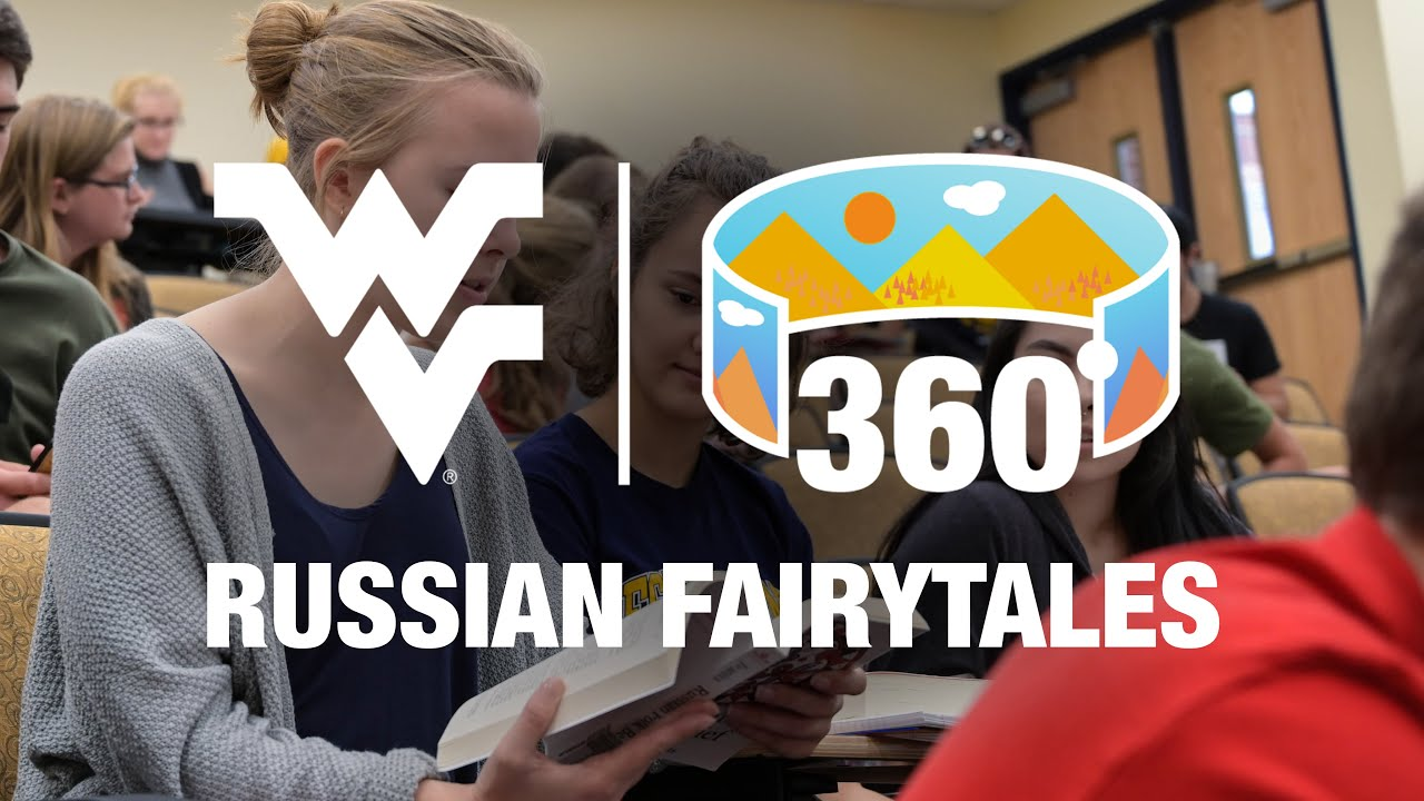 Russian Fairytales 360