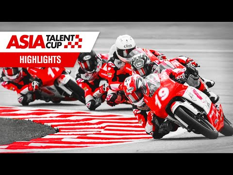 Highlights Race 2 Idemitsu Asia Talent Cup - Sepang International Circuit