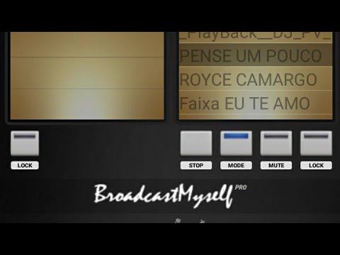 Como Configurar o BroadcastMyself