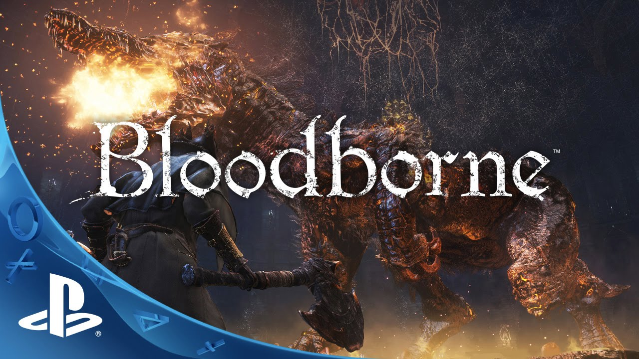 Bloodborne: Customize Your Weapons