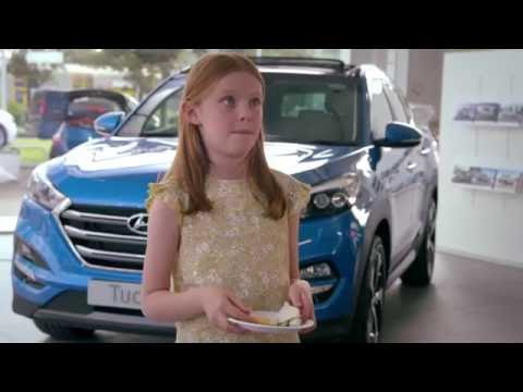 The Tucson Premium SE - Kids Car Tours