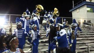 GHS Marching Band 2011 - Headbussas