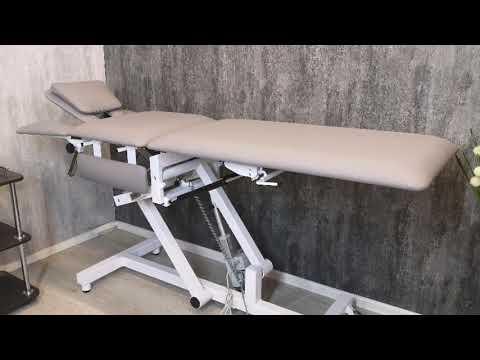 Профессиональный массажный стол Heliox Medicus PRO