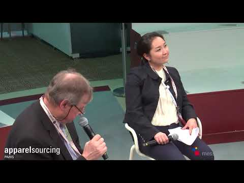 Apparel Source Paris 2020 - Discussion and Presentation (Yak Hair and Baby Camel Hair Cluster - Mr. Carl Krug-KE2