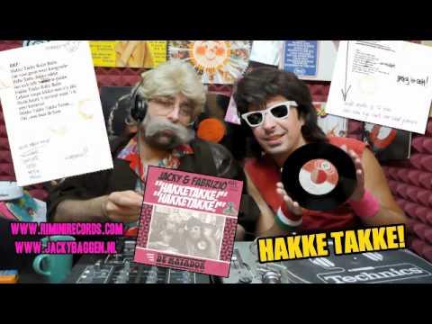 Jacky en Fabrizio - Hakke Takke