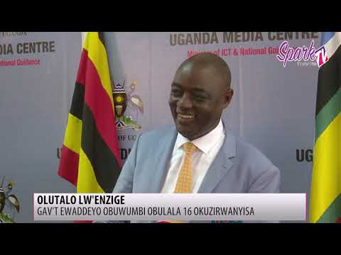 Uganda eyolekedde enjala ani amuwadde akatebe lwa nzige