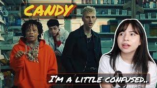 Machine Gun Kelly   Candy Feat. Trippie Redd | REACTION