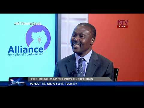 ON THE SPOT: Mugisha Muntu's take on the Roadmap to the 2021 elections