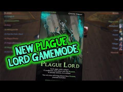 NEW PLAGUE GAMEMODE   Direwolf Card Testing
