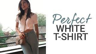 Test: Welche Marke macht das perfekte weiße T-Shirt? Das überraschende Ergebnis | natashagibson