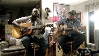 "Jimmy Jones & Ronny Tribble ""Freeze Frame Time"" by Brandon Rhyder"