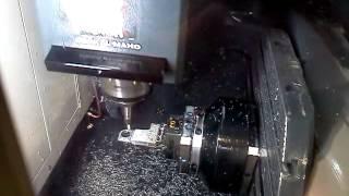 LANG Spanntechnik auf einer DMU 50