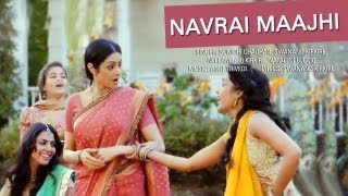 Navrai Majhi | Marathi wedding song (Sunidhi Chauhan) |  English Vinglish