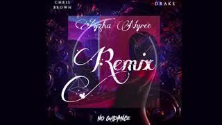 Musik-Video-Miniaturansicht zu NO GUIDANCE REMIX Songtext von AYZHA NYREE