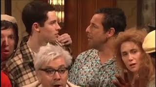 SNL Sandler Family Reunion Photo•Averie Sno!!!!
