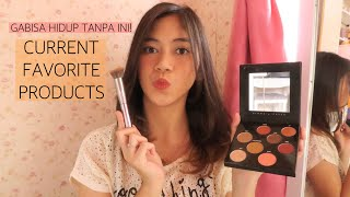 CURRENT FAVORITE PRODUCTS! Video thumbnail