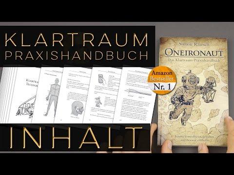 Oneironaut - Was findest du im Klartraum-Praxishandbuch?