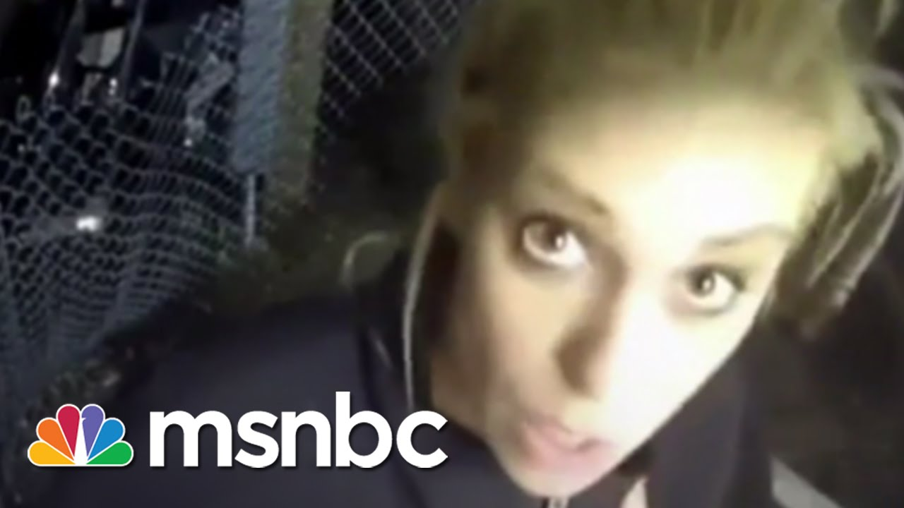Watch: ESPN's Britt McHenry Insults Towing Company Employee | msnbc thumbnail
