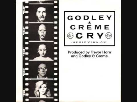 """Godley & Creme - Cry (12"""" Extended Remix)"""