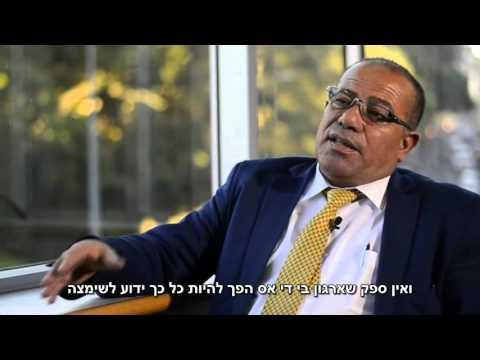 נקודת מבט שונה על הסכסוך: ראיון מרתק עם באסם עיד