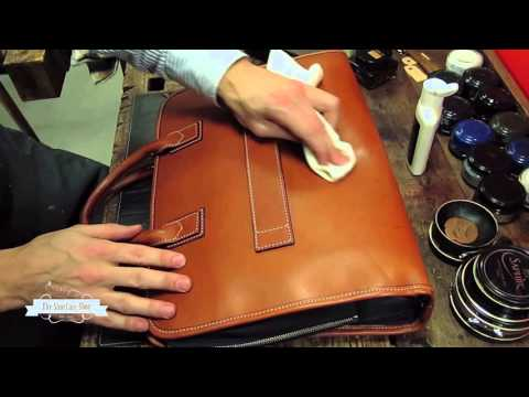Video How to take proper care of your leather bags