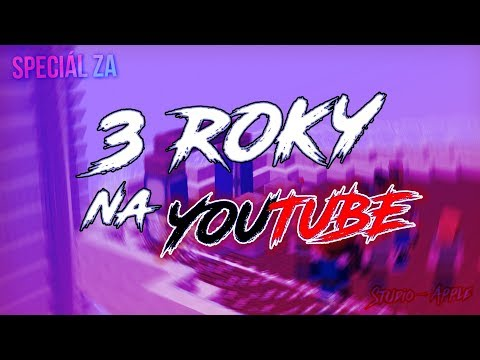 3 ROKY NA YOUTUBE | Český Minecraft Sketch | S - A