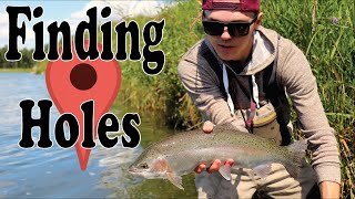How To Find Fishing Spots Near Me - Bow River Honey Holes (Locations Revealed)