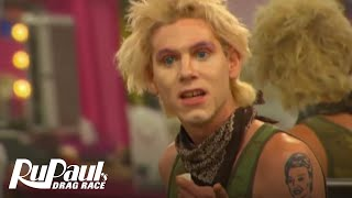 RuPaul's Drag Race | Sharon Needles & Phi Phi O'Hara Fight It Out