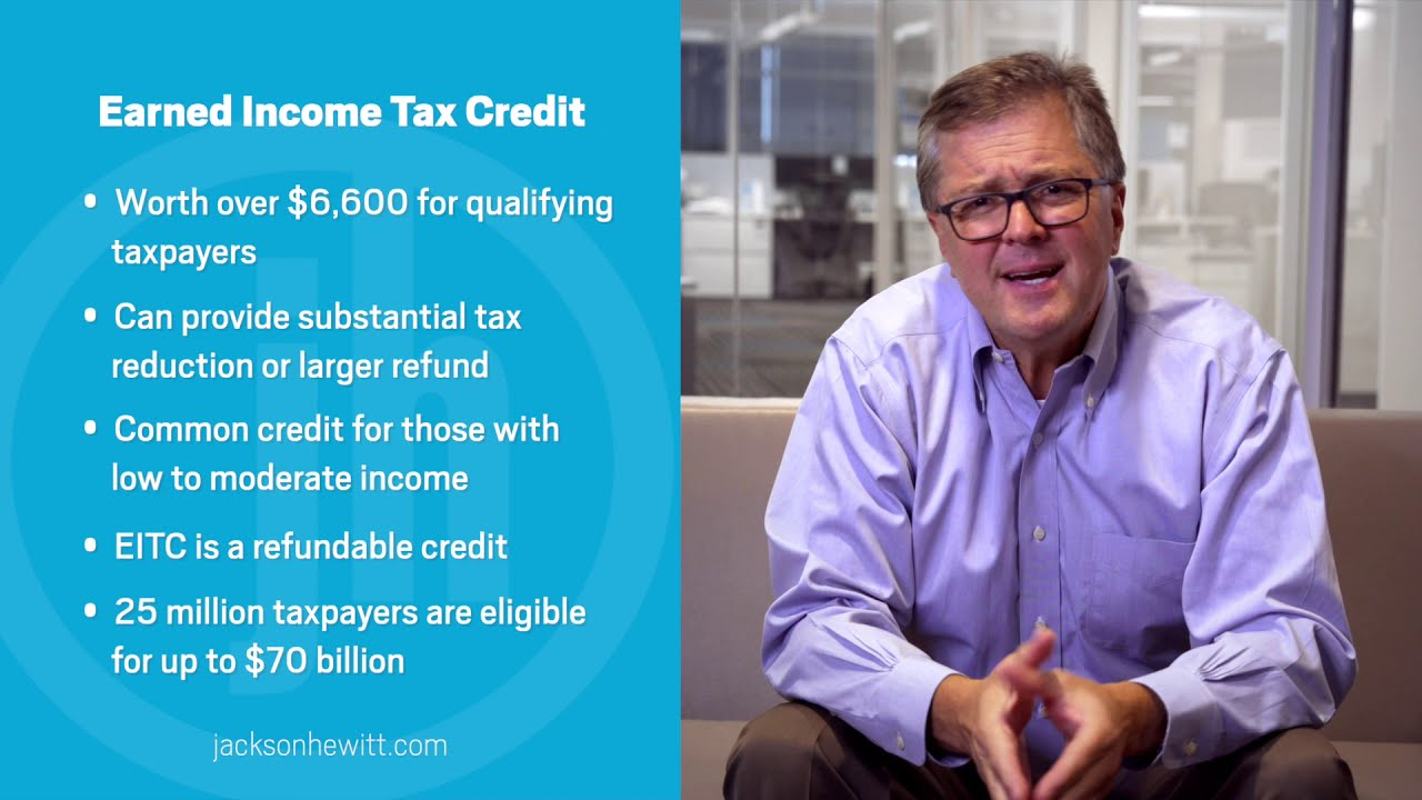What is the Earned Income Tax Credit (EITC)? YouTube thumbnail