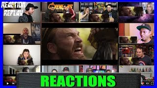 Marvel Studios Avengers Infinity War Official Trailer Reactions Mashup. Y'all are awesome & THANKS FOR WATCHING! :-) ------------------------------------------------------------------------...