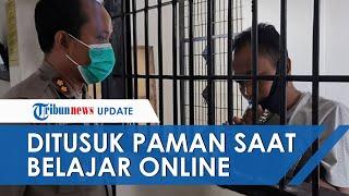 Sedang Belajar Online, Siswi SMK di Jambi Ditusuk Pamannya, Polisi Ungkap Motif Pelaku