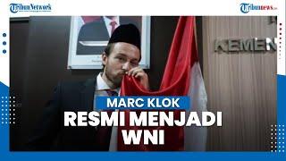 Marc Klok Resmi Jadi WNI, Akui Sangat Bersyukur dan Siap Beri yang Terbaik untuk Indonesia