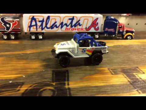 Hot Wheels Toyota Land Cruiser FJ40 1:64 (1080p HD