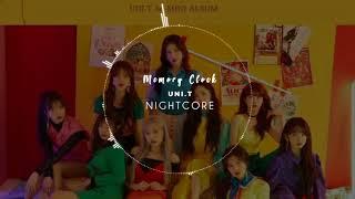 「Nightcore」Memory Clock ~ Uni.t
