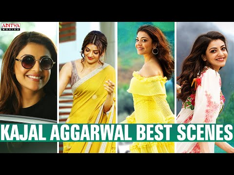 Kajal Aggarwal Best Scenes | MLA Ka Power Hindi Dubbed
