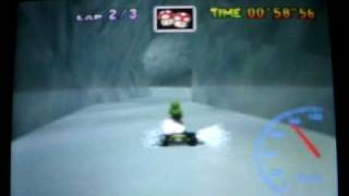 """Mario kart 64 - SL lap - 38"""" 09"""
