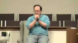 Worst Church Singer Ever: Man Sings 'Looking For A City'