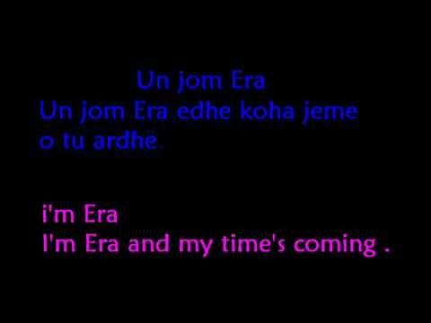 Era Istrefi Bonbon lyrics