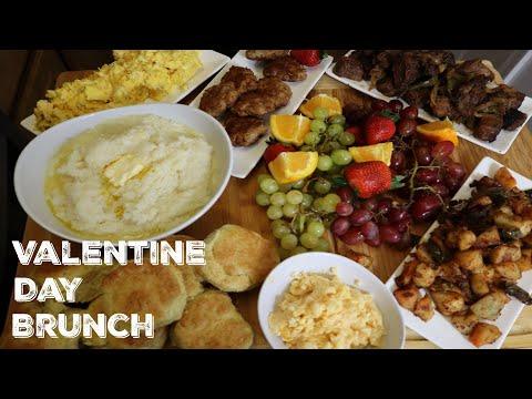 How To Make Valentine Day Brunch