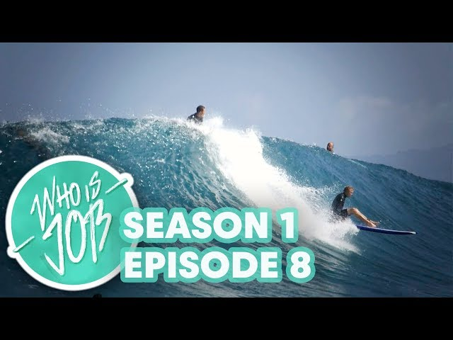 Soft Top Surfing at Pipeline   Who is JOB 2.0: S1E8